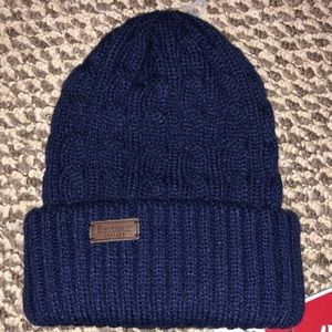 """NWT"" Barbour Balfron Knit Beanie/ Navy"